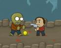 Mentsd meg magad a zombiktól! Vigyázz sokan lesznek!