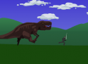 Etesd meg a dinoszauruszodat most zombikkal!