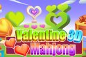 Valentin napi mahjongozásra hívunk! Ebbe a játékba biztos beleszerelmesedsz!