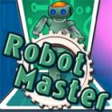 Legyél a robotok mestere! Ehhez szükséged lesz az eszedre!