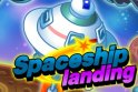 Vezess űrhajókat! Tanulj meg landolni online!