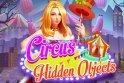 Utazz el a cirkuszba és keresgélj. Érdekes tárgyakra találhatsz!