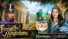 Ismerd meg a király mágusait és segíts nekik a készülésben!
