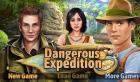 Vegyél részt egy fontos és veszélyes expedícióban!
