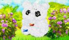 Segíts a boldog pandának. Ha szereted az állatokat akkor biztosan szeretni fogod ezt a játékot is.