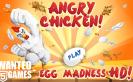 Mérges csirkékre kell vigyáznod. Nem lesz egyszerű!