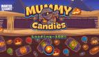 Finom cukorkákban lehet részed, ha ügyes vagy! Most egy múmia is lehetsz!