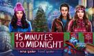 Már csak 15 perc maradt éjfélig. Segíts a fiataloknak a cuccaik megkeresésében!