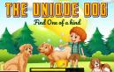 Tedd próbára magad és keresd meg az egyedi kutyákat!