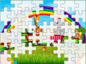 Szuper állatos puzzle-el várunk. Próbáld ki ezt nálunk!