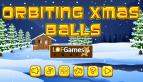 Buborékozz egy forgó karácsonyi pályán!
