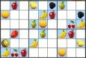 Sudokuzz most gyümölcsökkel!