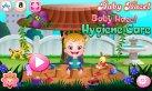 Tanítsd meg baby Hazel-t a higiénikus magatartásra!