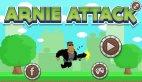 Segíts Arnie-nak a pusztításban és lövöldözz egy nagyot!