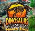 Kutass most elrejtett dinó tojások után!