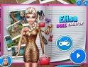 Hozz létre egy új Elisa játék babát!