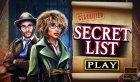 Keresd meg a titkos listát!