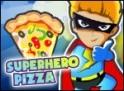 Dobj össze egy olyan pizzát a sütős játékok legújabb darabjában, amitől még a szuperhősök is elájulnak az ingyenes online játék végére!