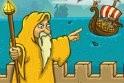 A vikingek folyamatosan támadják a városodat! A sikerjáték újabb verziója.
