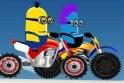 Motorverseny a minionokkal!
