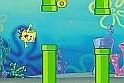 A népszerű ügyességi játék SpongyaBob változata.
