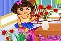 Kertészkedj te is, ez egy belevaló Dorás játék lesz! Gyönyörű virágok várnak rád z online játék ideje alatt.