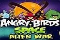 Angry Birds játék a világűrben? Ugye jöhet egy vidám online játék?