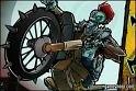 Haláli motoros futam egy zombival!