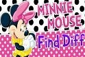 Minnie Mouse Find Diff