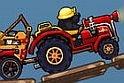Traktoros játék a föld alatt? Kissé szokatlan, de annál jobb  online játék.