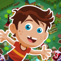 Take a trip to the delicious world of Chocoland, where chocolates appear and disappear like magic! This is a dream come true for a little boy, Carlos Cubo, who has never had chocolate in his life. Help him collect the chocolates before they vanish, but le...