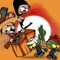 Ragadd meg a fegyvereidet és az építő-készletedet és készülj a zombie invázióra! Móka és kihívás vár rád!
