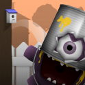 Monsters are invading from across the fence! Ignore their mischievous laughter and smack 'em by either clicking or tapping. But beware: if you allow any monsters across or touch the harmless cats and dogs, your smacking spree ends at once. Can you ex...