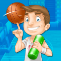 Shoot hoops like a basketball superstar! Tap and release to shoot the ball into the hoop from different distances and angles. Make several shots in a row to get combos! Unlock achievements and different basketball courts in this exciting sports game!