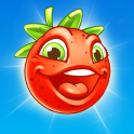 Have some fruity fun with this addictive and sweet connect-five game! Like the board game you know and love, but with more moves and new challenges! When you can place your chip anywhere on the board, there are so many ways to win!