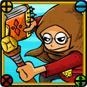 Math goes medieval in this action-packed educational game! Defeat your attackers by adding, subtracting, multiplying, or dividing the number on your shield by the number on your attackers shield so your total matches the number on the skull. Bone up on yo...