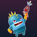 The planet is being attacked by an intergalactic blob, but you can save it!  Tap or click to aim at the Bubble Bombs. Assemble three or more of the same color bombs to destroy them. Reach higher levels by destroying more and more bombs. You must work fast...