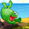 Catch all those crazy frogs! Watch out for the poisonous ones or you will lose points. Earn bonus points by catching the rare golden frogs. The more you play, the more frogs you'll have to catch and the more points you'll earn!  How many can you...