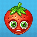 Connect the fruit to gain power-ups and bust the tiles! Drag your finger or mouse along to form chains of fruit. Beat the levels to earn awesome power-ups and star ratings!