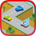 The roads are narrow and your car is fast. Can you keep your car under control and on the road? Make sure to keep your eyes on the road and watch out for those turns and obstacles! With the coins that you collect you can buy cool new vehicles and upgrades...