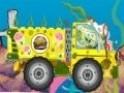 Kamionos játékban nem csak a száguldás lényeg, mivel a Spongyabob játék felületén arra is ügyelned kell, hogy ne robbanjon fel a járműved. Arról nem is beszélve, hogy könnyen fel is robbanhatsz az online játék alatt.