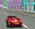 Városi versenypályán kell száguldanod, minél hamarabb célbaérve. Remek 3D grafika fokozza az élményt.