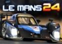 A Le Mans 24 órás autóversenyén vehetsz részt, a felülnézetes autósjátékban.