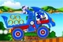 Száguldj át Sonic-kal a városon!